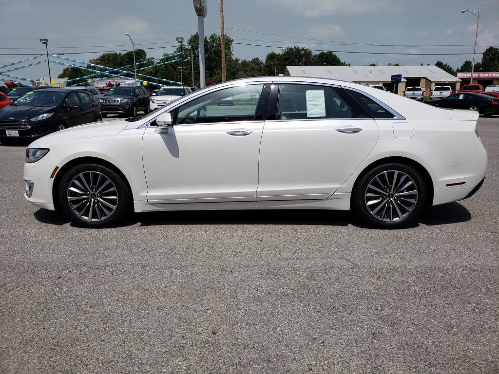 New 2018 Lincoln Mkz Select Vin 3ln6l5c93jr623246 Car For Sale